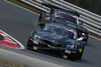 World © Octane Photographic Ltd./Chris Enion. Avon Tyres British GT Championship - Saturday 30th March 2013 Oulton Park – Practice 2. BMW Z4 GT3 – 888Optimum – Joe Osborne, Lee Mowle and BMW Z4 GT3 – 888Optimum – Daniel Brown, Steve Tandy. Digital Ref :