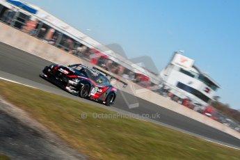 World © Octane Photographic Ltd./Chris Enion. Avon Tyres British GT Championship - Saturday 30th March 2013 Oulton Park – Practice 1. Nissan GTR – JRM Racing – Steve Tandy, Dan Brown. Digital Ref : 0604ce1d4273