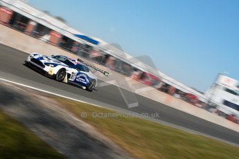 World © Octane Photographic Ltd./Chris Enion. Avon Tyres British GT Championship - Saturday 30th March 2013 Oulton Park – Practice 1. Aston Martin V12 Vantage GT3 – Beechdean Motorsport – Jonathan Adams, Andrew Howard. Digital Ref : 0604ce1d4286