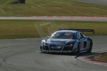 World © Octane Photographic Ltd. Avon Tyres British GT Championship	- Saturday 30th March 2013 Oulton Park – Practice 1. Audi R8 LMS Ultra – M-Sport Racing – Warren Hughes, Rembert Berg. Digital Ref : 0604lw1d8136