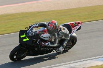 World © Octane Photographic Ltd. MCE Insurance British Superbike Championship (BSB) Test day – Donington Park, 14th March 2013. James Ellison – Milwaukee Yamaha. Digital Ref : 0588lw1d4232