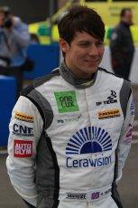 World © Octane Photographic Ltd. Thursday 21st March 2013. Dunlop MSA British Touring Car Championship  (BTCC) Media Day – Donington Park. Andy Neate – Team Club 44 – Chevrolet Cruze. Digital Ref : 0602cj7d3092