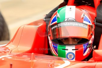 World © Octane Photographic Ltd. GP3.  Thursday 27th June 2013 Dallara GP3/13 - Silverstone Circuit. Marussia Manor Racing – Dino Zamparelli. Digital ref : 0723ce1d6035