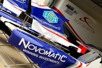 World © Octane Photographic Ltd. GP3. Thursday 27th June 2013 Dallara GP3/13 - Silverstone Circuit. Koiranen GP – Patrick Kujala. Digital ref : 0723ce1d6067