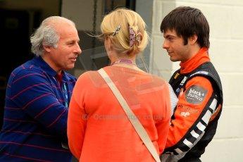 World © Octane Photographic Ltd. GP2 British GP, Silverstone, Thursday 27th June 2013. Adrian Quaife-Hobbs - MP Motorsport. Digital Ref : 0723ce1d6119