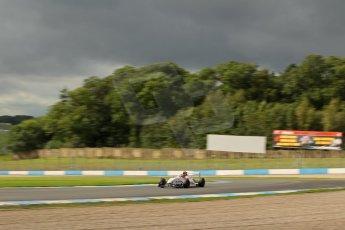 World © Octane Photographic Ltd. Donington Park General Test, Jake Hughes - BRDC Formula 4 - Lanan Racing - MSV F4-13. Thursday 19th September 2013. Digital Ref : 0829lw1d47837