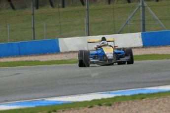 World © Octane Photographic Ltd. Donington Park General Test, Thursday 19th September 2013. Matteo Ferrar - Protyre Formula Renault Championship - MGR Motorsport. Digital Ref : 0829lw1d7432