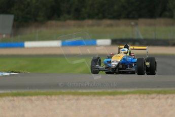 World © Octane Photographic Ltd. Donington Park General Test, Thursday 19th September 2013. Matteo Ferrar - Protyre Formula Renault Championship - MGR Motorsport. Digital Ref : 0829lw1d7538