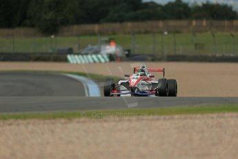 World © Octane Photographic Ltd. Donington Park General Test, Matt Bell, Douglas Motorsport, BRDC Formula 4, MSV F4-13. Thursday 19th September 2013. Digital Ref : 0829lw1d7566