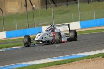 World © Octane Photographic Ltd. Donington Park test day 26th September 2013. BRDC Formula 4, MSV F4-13, Lanan Racing, Jake Dalton. Digital Ref : 0830lw1d8481