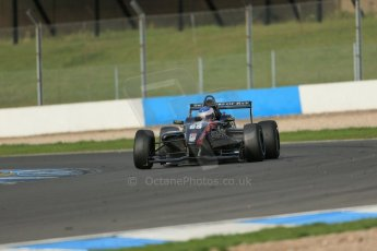 World © Octane Photographic Ltd. Donington Park test day 26th September 2013. BRDC Formula 4, MSV F4-13, SWR (Sean Walkinshaw Racing), Jack Barlow. Digital Ref : 0830lw1d8516