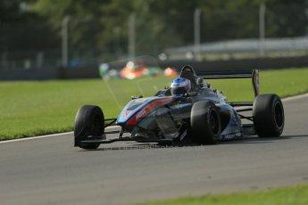 World © Octane Photographic Ltd. Donington Park test day 26th September 2013. BRDC Formula 4, MSV F4-13, SWR (Sean Walkinshaw Racing), Matthew (Matty) Graham. Digital Ref : 0830lw1d8883