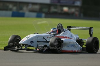 World © Octane Photographic Ltd. Donington Park test day 26th September 2013. BRDC Formula 4, MSV F4-13, Lanan Racing, Jake Dalton. Digital Ref : 0830lw1d8919