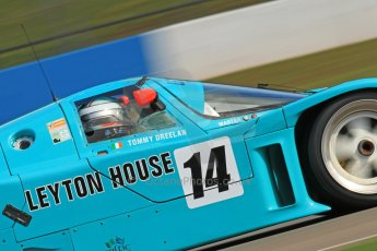 World © Octane Photographic Ltd. Donington Historic Festival, Saturday 4th May 2013, Group C Sportscars. Digital Ref :