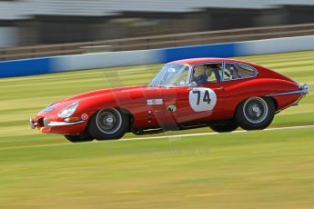 World © Octane Photographic Ltd. Donington Historic Festival, Friday 3rd May 2013. Pre-63 GT. Digital Ref : 0648cb7d8109