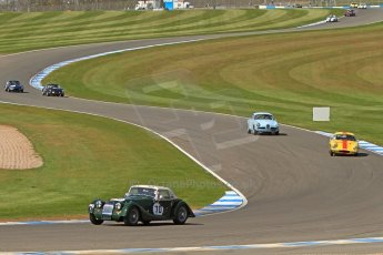 World © Octane Photographic Ltd. Donington Historic Festival, Friday 3rd May 2013. Pre-63 GT. Digital Ref : 0648cb7d8156