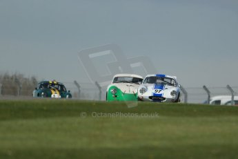 World © Octane Photographic Ltd. Donington Historic Festival, Friday 3rd May 2013. Pre-63 GT. Digital Ref : 0648lw1d7032