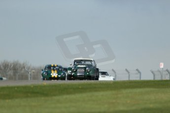 World © Octane Photographic Ltd. Donington Historic Festival, Friday 3rd May 2013. Pre-63 GT. Digital Ref : 0648lw1d7066