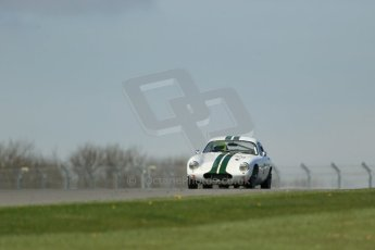 World © Octane Photographic Ltd. Donington Historic Festival, Friday 3rd May 2013. Pre-63 GT. Digital Ref : 0648lw1d7114