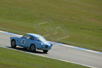 World © Octane Photographic Ltd. Donington Historic Festival, Friday 3rd May 2013. Pre-63 GT. Digital Ref : 0648lw1d7148