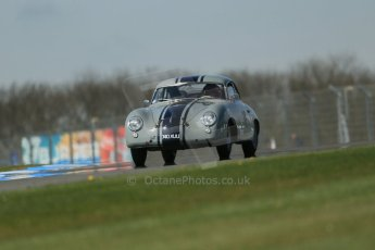 World © Octane Photographic Ltd. Donington Historic Festival, Friday 3rd May 2013. Pre-63 GT. Digital Ref : 0648lw1d7179
