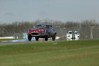 World © Octane Photographic Ltd. Donington Historic Festival, Friday 3rd May 2013. Pre-63 GT. Digital Ref : 0648lw1d7196