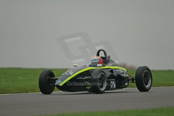 World © Octane Photographic Ltd. Donington Park General Unsilenced Test, Thursday 28th November 2013. Formula Vee – Alex T W Jones. Digital Ref : 0870cb1d8201