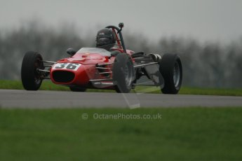 World © Octane Photographic Ltd. Donington Park General Unsilenced Test, Thursday 28th November 2013. HSCC Historic Formula Ford – Mark Martin - Merlyn Mk20a. Digital Ref : 0870cb1d8238