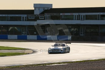 World © Octane Photographic Ltd. Donington Park general testing, Thursday 7th November 2013. Mercedes-Benz SLS AMG GT - Customer Sports / Fortec Motorsports, Oliver Webb and Benji Hetherington. Digital Ref : 0850lw1d2268