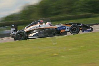 World © Octane Photographic Ltd. Donington Park General Un-silenced Testing, Thursday May 15th 2013. Julio Moreno - JTR Racing, Formula Renault 2.0 NEC. Digital Ref : 0676cb1d3874