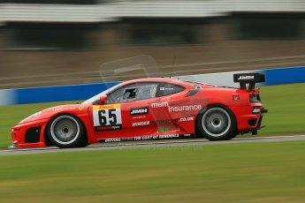 World © Octane Photographic Ltd. Donington Park General un-silenced test 25th April 2013. Pirelli Ferrari Open, Winder. Digital Ref : 0641cb1d5257