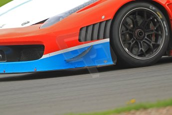 World © Octane Photographic Ltd. Donington Park General un-silenced test 25th April 2013. Digital Ref : 0641cb7d6492