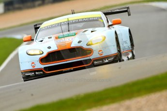 World © Octane Photographic Ltd/Chris Enion. Donington Park General un-silenced test 25th April 2013. Aston Martin Vantage PRO GTE, Darren Turner. Digital Ref : 0641ce7d6852