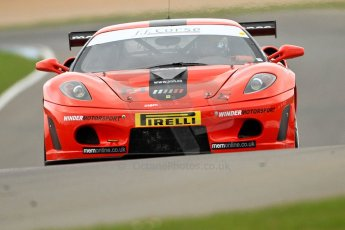 World © Octane Photographic Ltd/Chris Enion. Donington Park General un-silenced test 25th April 2013. Pirelli Ferrari Open, Winder. Digital Ref : 0641ce7d6891