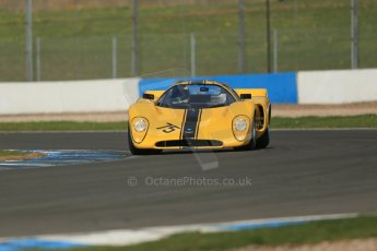 World © Octane Photographic Ltd. Donington Park General un-silenced testing, April 30th 2013. Lola T70. Digital Ref : 0643lw1d6367