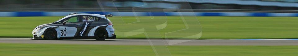 World © Octane Photographic Ltd. Donington Park unsilenced testing, 10th October 2013. Simon Blanckley, Sibsport, Seat, Arrowpak Euro Saloons Championship. Digital Ref :