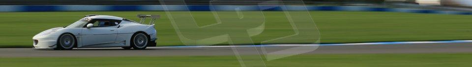 World © Octane Photographic Ltd. Donington Park unsilenced testing, 10th October 2013. Lotus Evora GT. Digital Ref :
