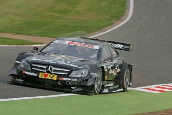 World © Octane Photographic Ltd. German Touring Cars (DTM) Brands Hatch Saturday 18th May 2013. Practice. HWA Team – DTM AMG Mercedes C-Coupe – Roberto Merhi. Digital Ref: 0680cb1d4815