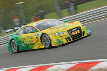 World © Octane Photographic Ltd. German Touring Cars (DTM) Brands Hatch Saturday 18th May 2013. Practice.. Phoenix Racing – Audi RS5 DTM – Mike Rockenfeller. Digital Ref: 0680cb1d4961