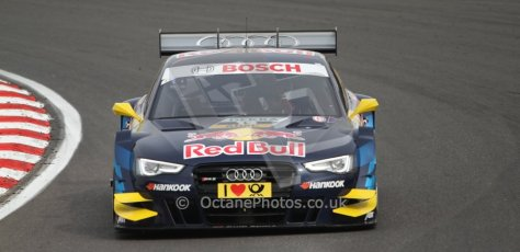 World © Octane Photographic Ltd. German Touring Cars (DTM) Brands Hatch Saturday 18th May 2013. Practice.. Abt Sportsline – Audi RS5 DTM – Jamie Green. Digital Ref:
