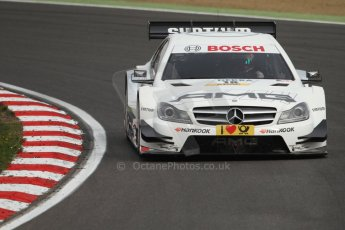 World © Octane Photographic Ltd. German Touring Cars (DTM) Brands Hatch Saturday 18th May 2013. Practice.. Mucke Motorsport – DTM AMG Mercedes C-Coupe – Pascal Wehrlein. Digital Ref: