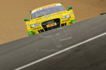 World © Octane Photographic Ltd. German Touring Cars (DTM) Brands Hatch Saturday 18th May 2013. Practice.. Phoenix Racing – Audi RS5 DTM – Mike Rockenfeller. Digital Ref: 0680ce1d1461