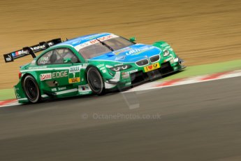 World © Octane Photographic Ltd. German Touring Cars (DTM) Brands Hatch Saturday 18th May 2013. Practice.. BMW Team RBM – BMW M3 DTM – Augusto Farfus. Digital Ref: 0680ce1d1555