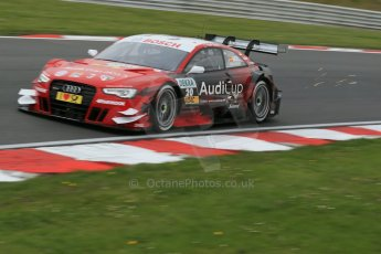 World © Octane Photographic Ltd. German Touring Cars (DTM) Brands Hatch Saturday 18th May 2013. Qualifying. Phoenix Racing – Audi RS5 DTM – Miguel Molina. Digital Ref: 0683cb1d5162