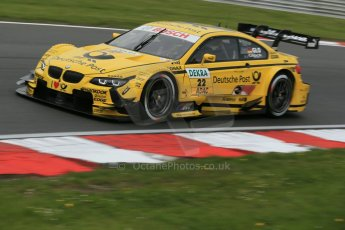 World © Octane Photographic Ltd. German Touring Cars (DTM) Brands Hatch Saturday 18th May 2013. Qualifying. BMW Team MTEK – BMW M3 DTM – Timo Glock. Digital Ref: 0683cb1d5238