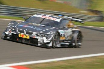 World © Octane Photographic Ltd. German Touring Cars (DTM) Brands Hatch Sunday 19th May 2013. Shakedown lap. BMW Team RBM – BMW M3 DTM – Joey Hand. Digital Ref: