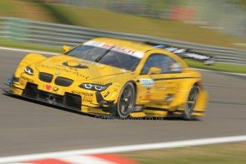 World © Octane Photographic Ltd. German Touring Cars (DTM) Brands Hatch Sunday 19th May 2013. Shakedown lap. BMW Team MTEK – BMW M3 DTM – Timo Glock. Digital Ref: