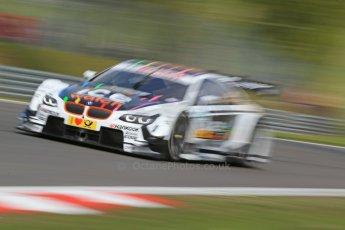 World © Octane Photographic Ltd. German Touring Cars (DTM) Brands Hatch Sunday 19th May 2013. Shakedown lap. BMW Team RMG – BMW M3 DTM – Martin Tomczyk. Digital ref :