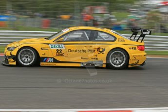 World © Octane Photographic Ltd. German Touring Cars (DTM) Brands Hatch Sunday 19th May 2013. Taxi Rides. BMW. Digital Ref: 0686cb1d5916