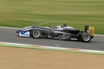 World © Octane Photographic Ltd. FIA European F3 Championship. Friday 17th May 2013. Prema Powerteam – Dallara F312 Mercedes – Eddie Cheever III. Digital Ref :